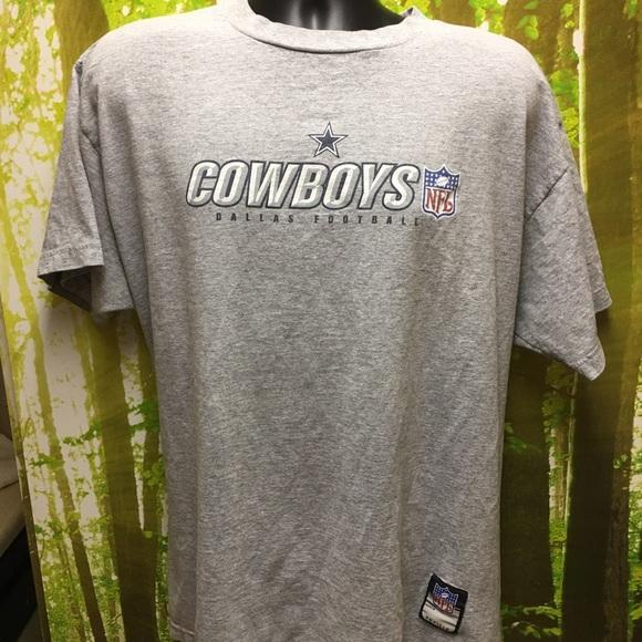 big sale 3dec6 71ea4 Men's XL Dallas Cowboys Official NFL Reebok Gear